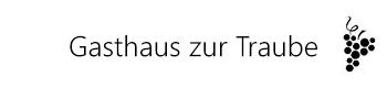 Logo von Gasthaustraube